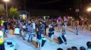 FESTEJOS DE CARNAVAL EN GARUHAPE MI