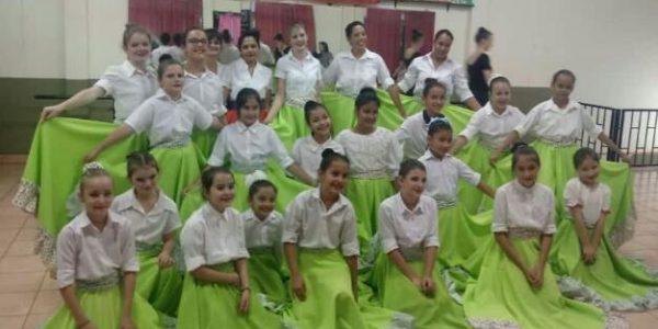 Ballet Municipal de Danzas folclóricas